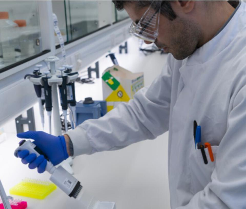 Forbes: Meet The UK's First Synthetic Biology Unicorn